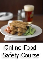 Texas Food Handler course online